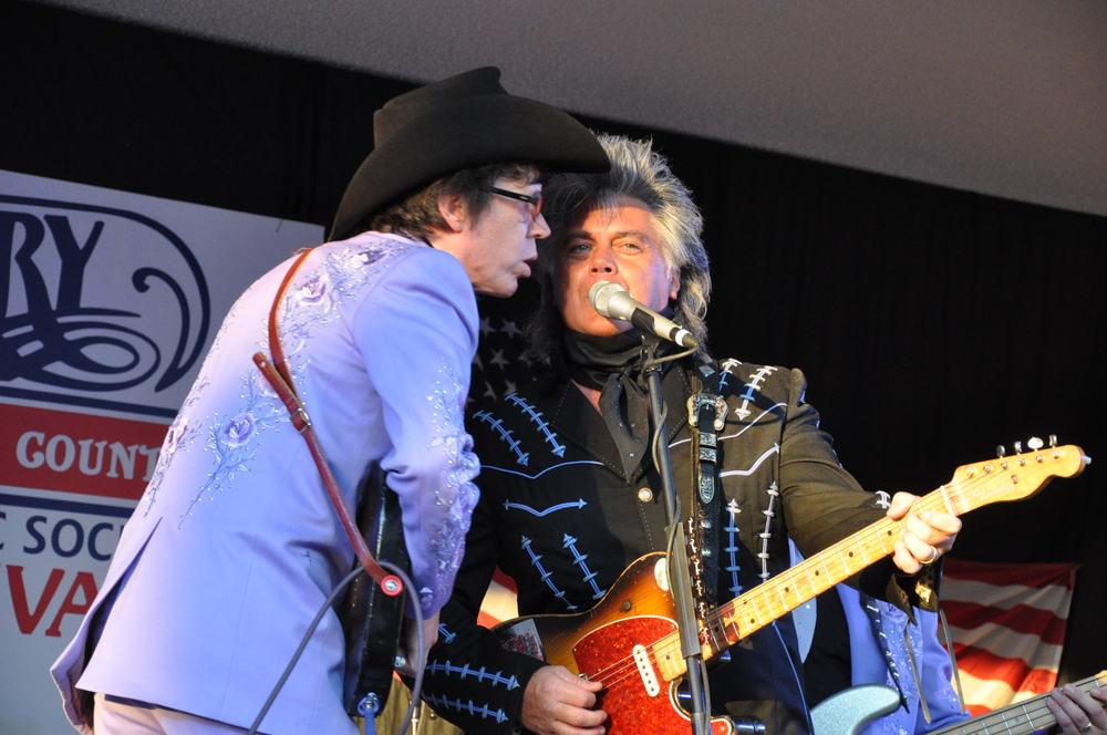 2011 - Kenny Vaughn & Marty Stuart