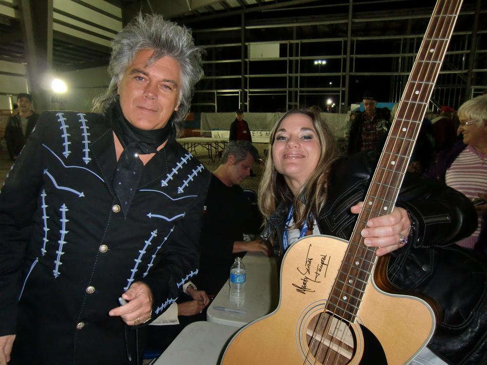 2011 - Marty Stuart & Mary Haley of Blue Horizon