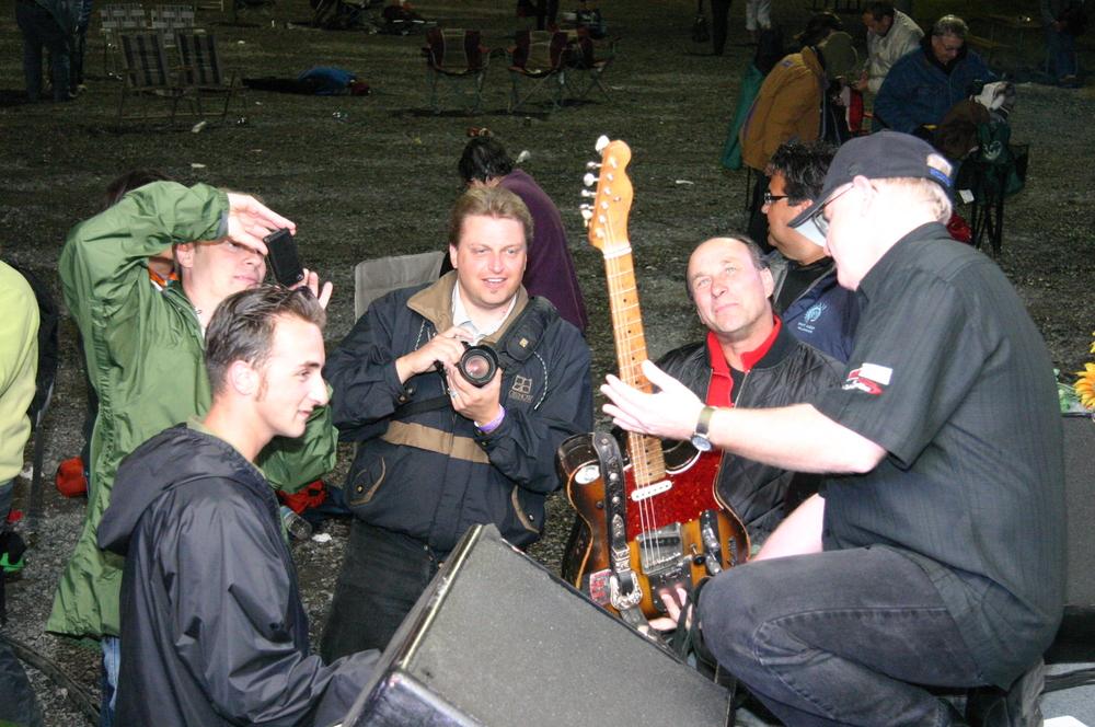 2011 - Matt Hotte, Byron Myhre, Kenny Mak & Ken Hotte