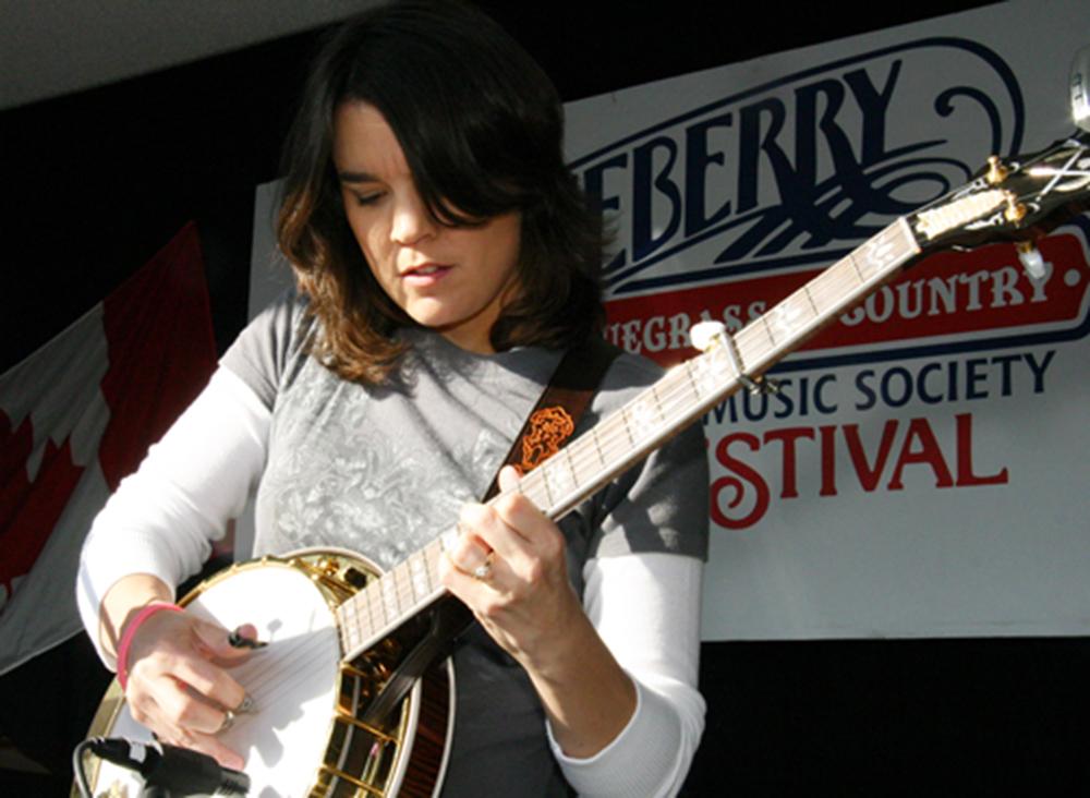 2011 - Kristin Scott Benson - The Grascals