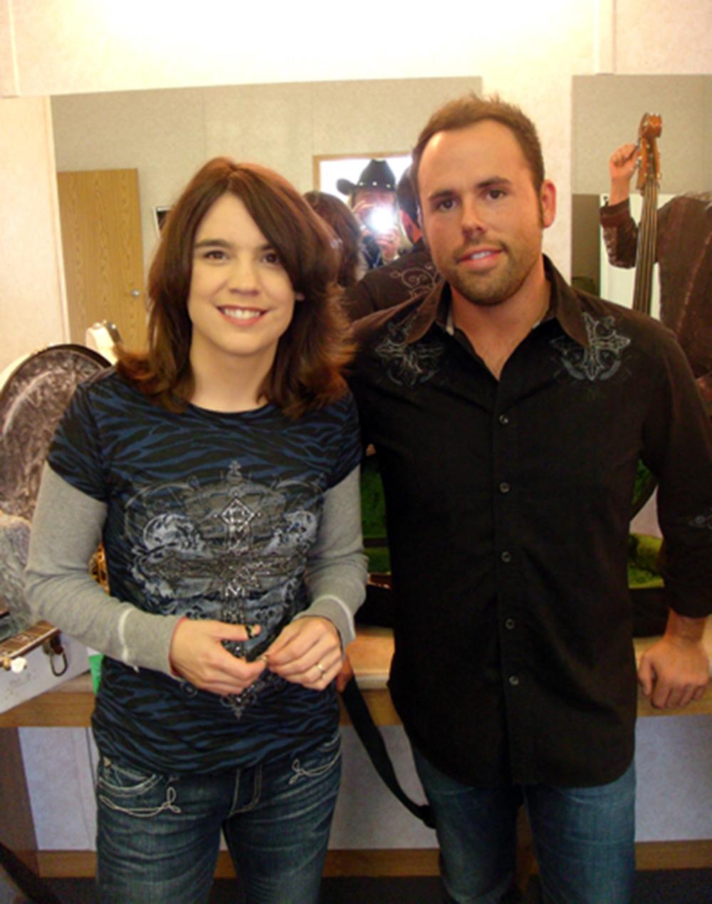 2011 - Kristin Scott Benson & Jeremy Abshire - The Grascals