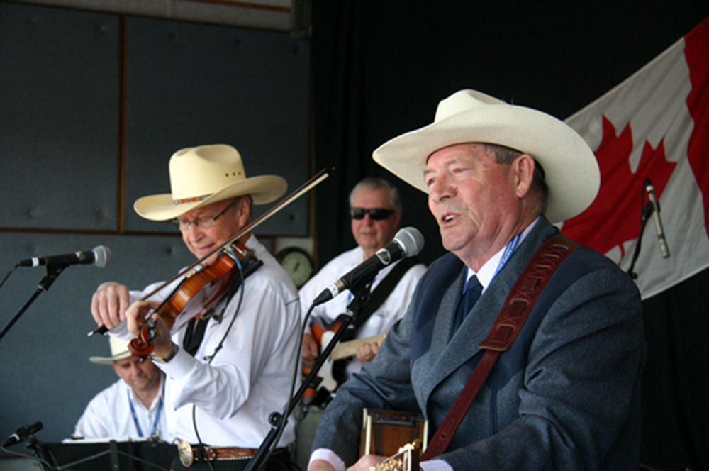 2011 - Richard Chernesky, Alfie Myhre & Pete Hicks - Canadian Country Music Legends