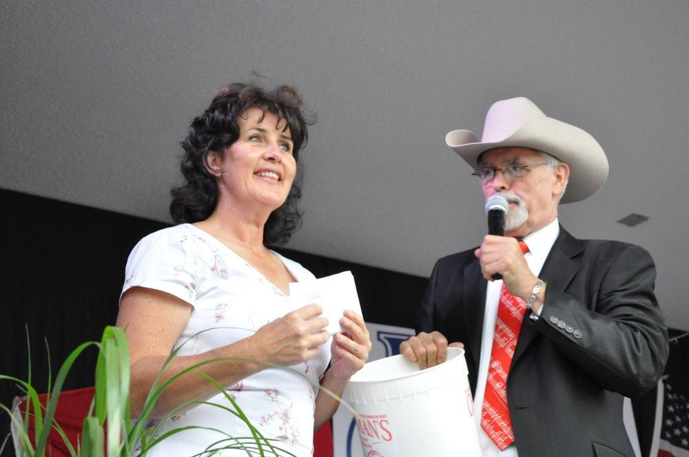 2011 - Anna Somerville & George McKnight