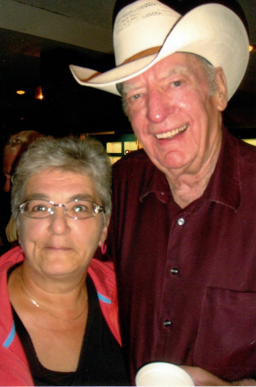 2011 - Bonnie Schoffer with Bev Munro