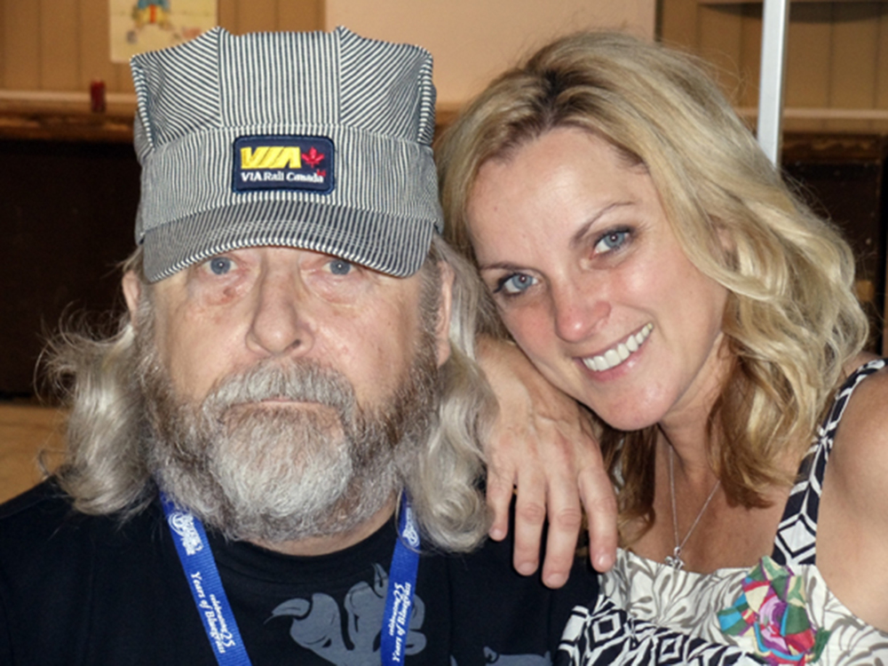 2010 - Blueberry President Norm Sliter & Rhonda Vincent