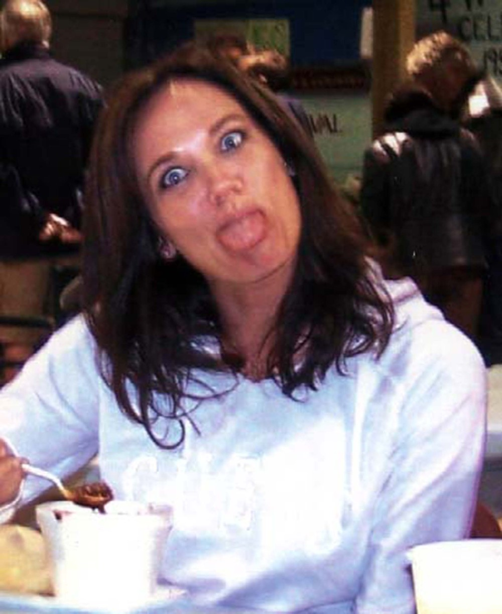 2009 - Alecia Nugent hamming it up