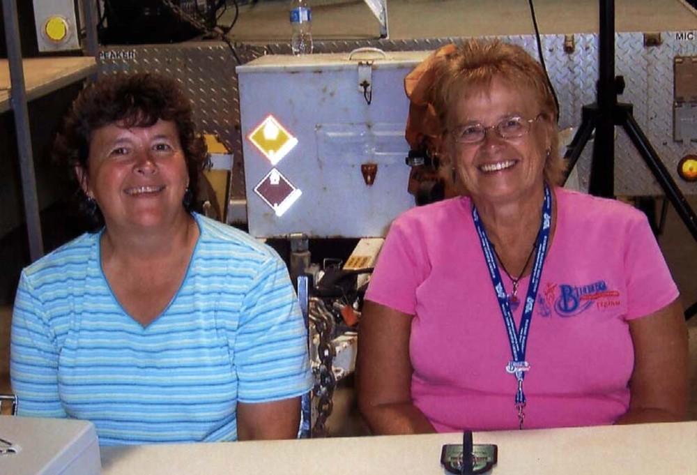 2009 - Anne Wakelin & Janette Massey