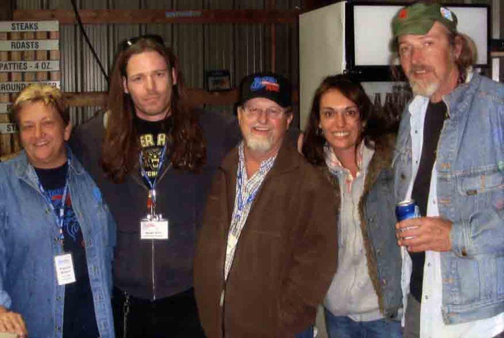 2008 - Blueberry Volunteers