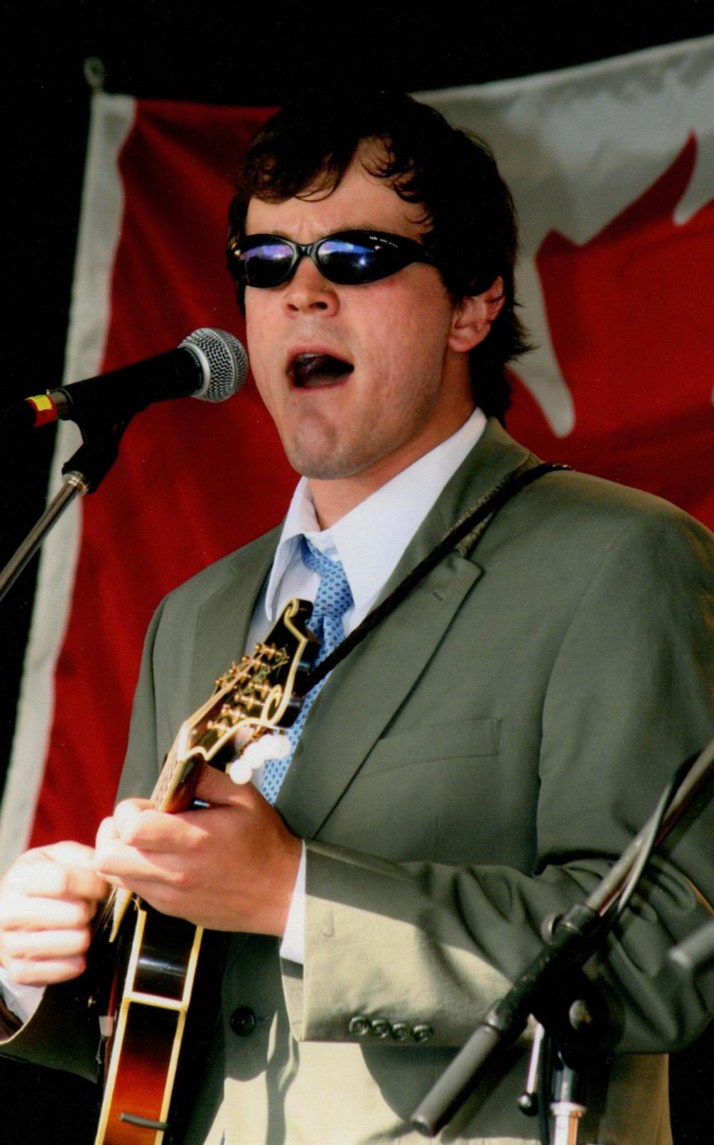 2006 - John Frazier - Hit & Run Bluegrass