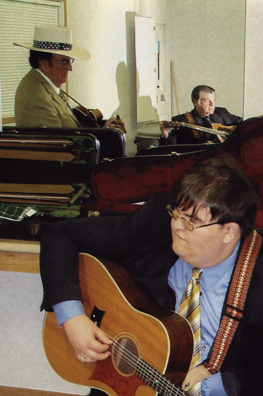 2007 - Three Great Musicians