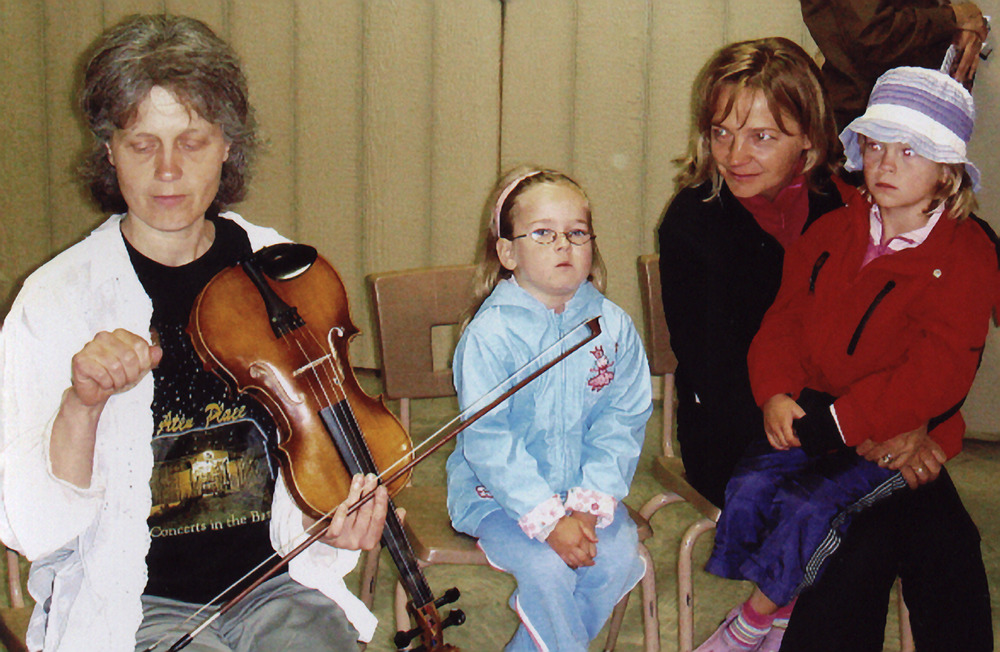 2007 - Fiddle Workshop