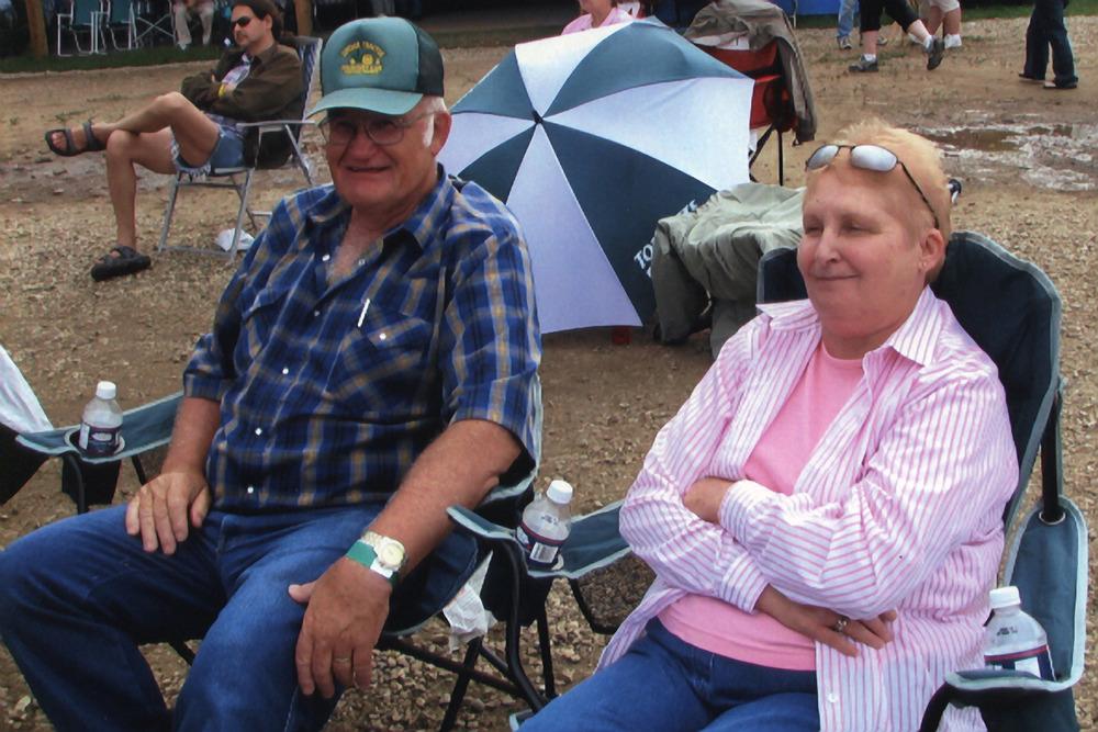 2007 - Ted & Donna Latimer