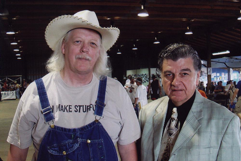 2007 - Jim Storey & Larry Sparks