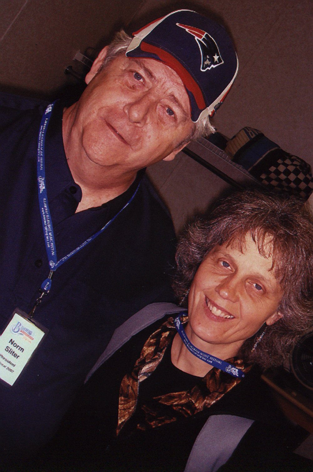 2007 - Norm & Marion