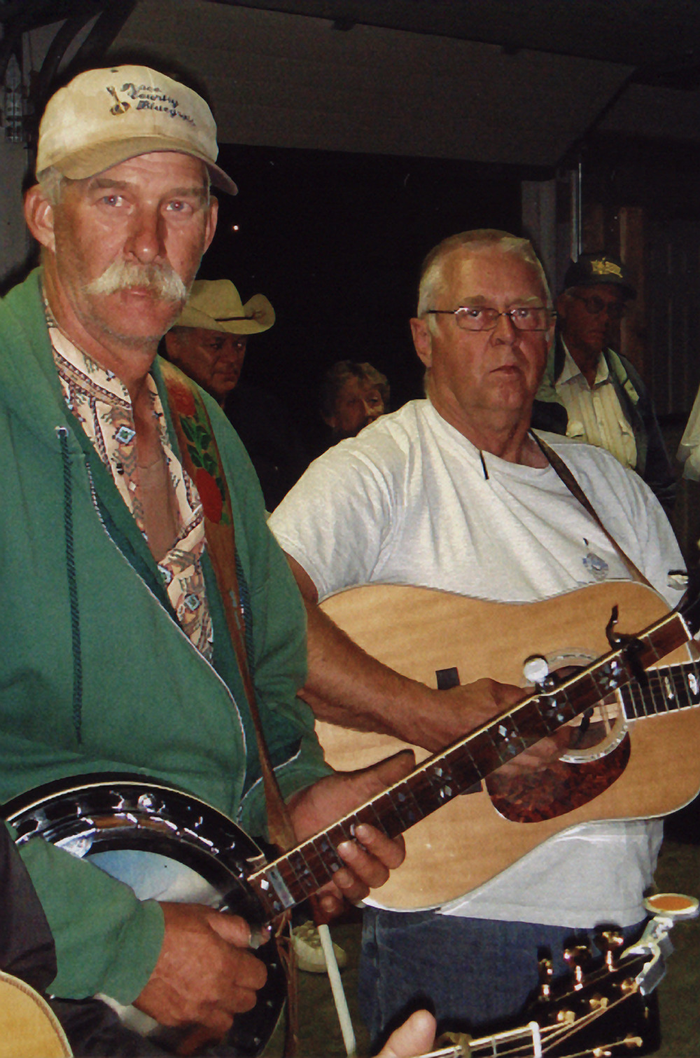 2007 - Jamming - Chris Wakelin & Erv Holtz