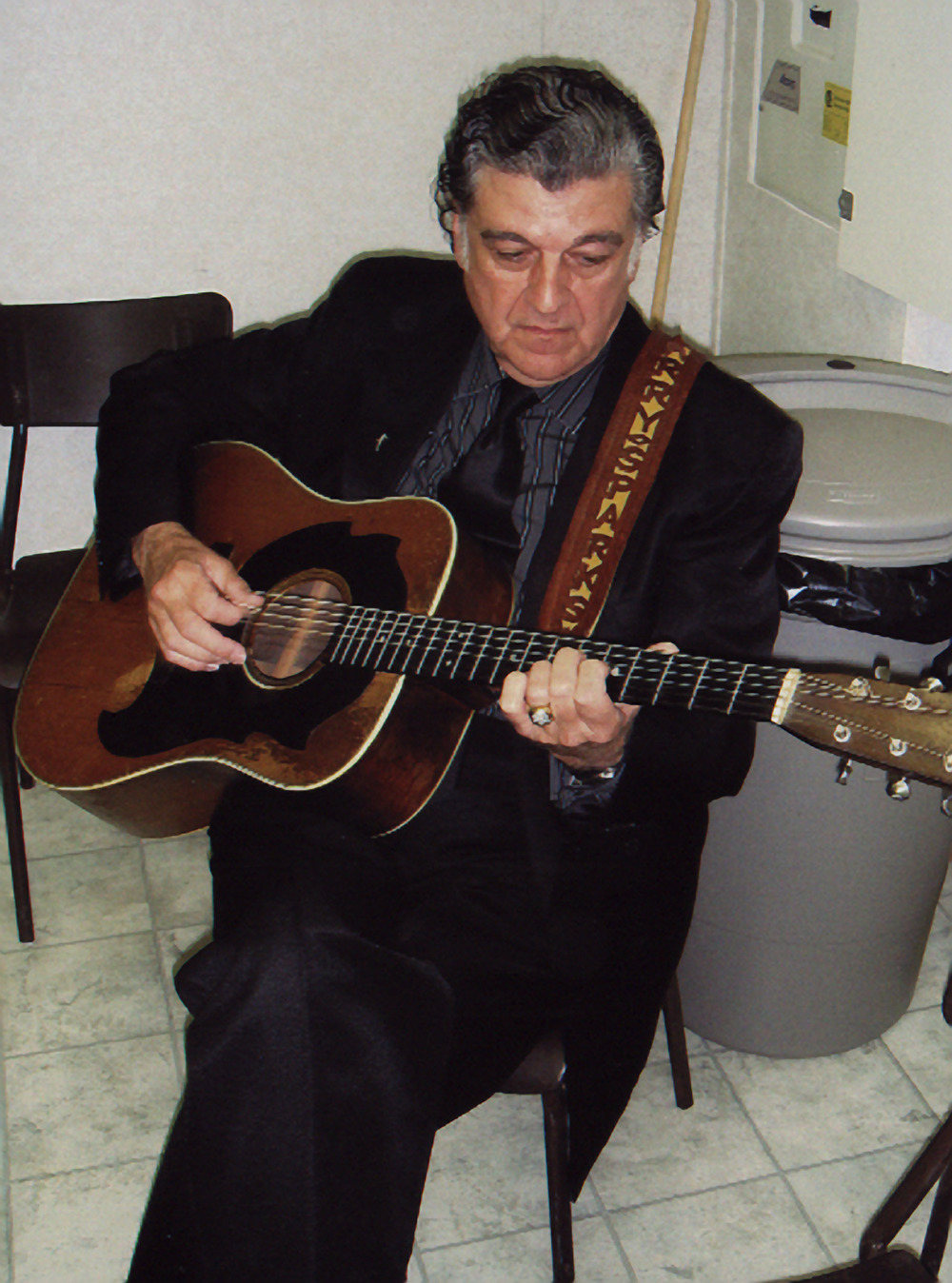2007 - Larry Sparks
