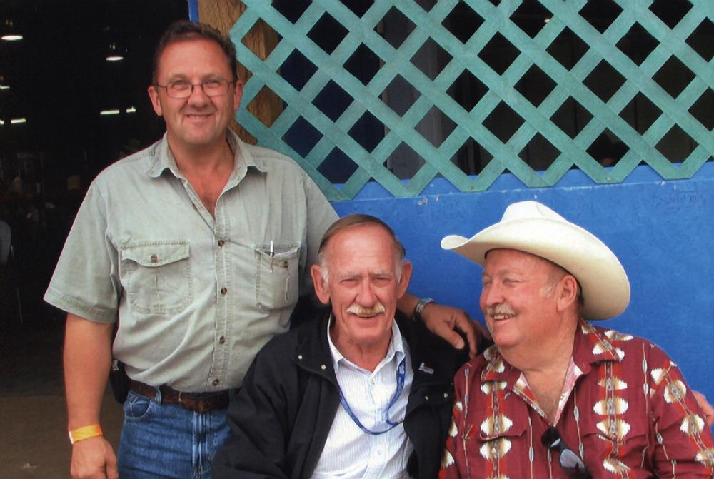 2007 - Rocky, Ian & Leon