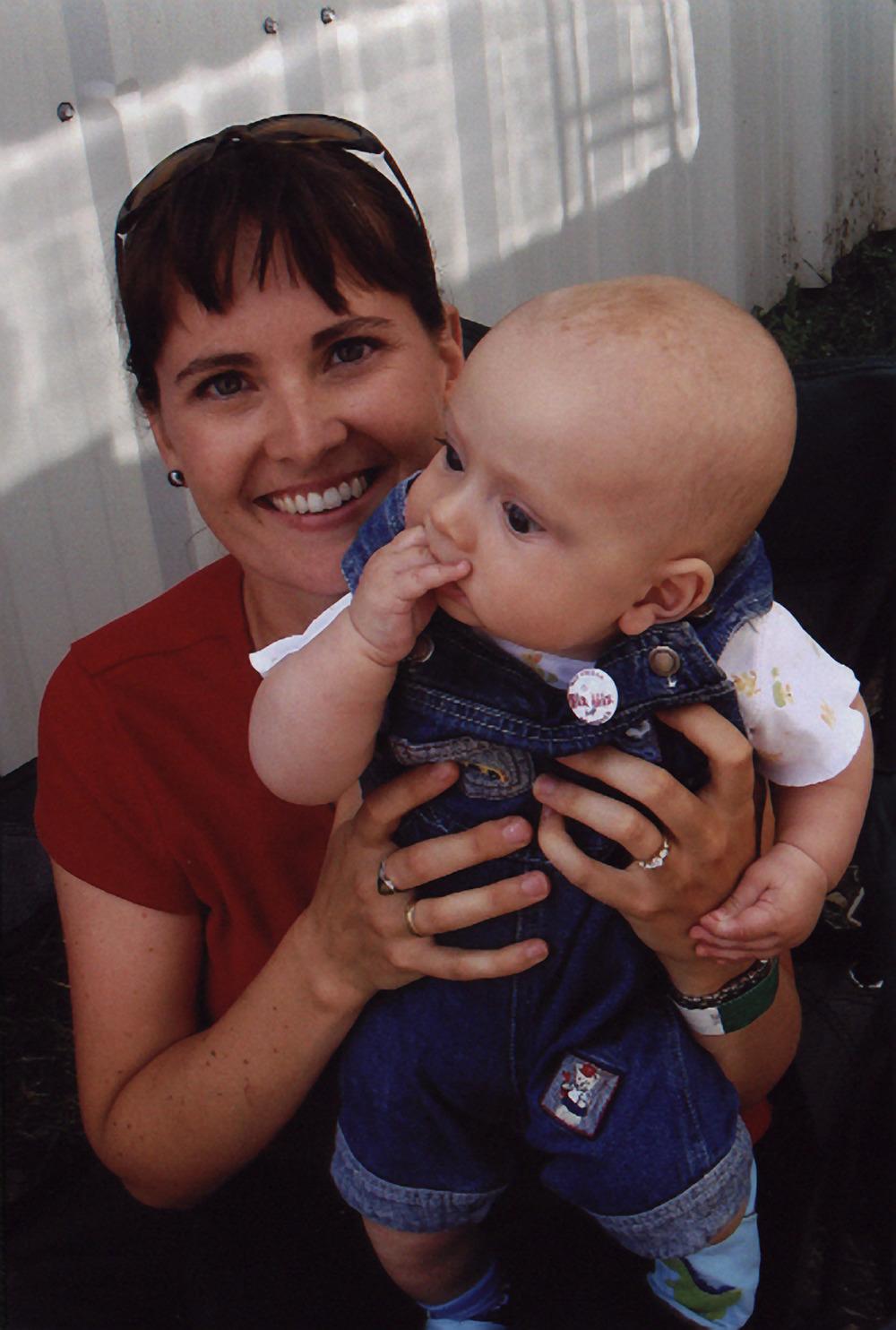 2007 - Morgan Whiteside & a future picker