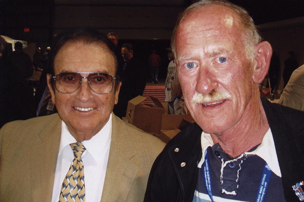 2007 - Bobby Osborne & Ian Van Dusen
