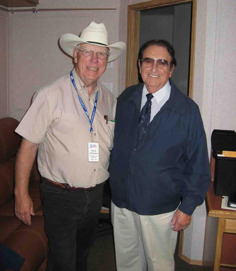 2007 - Dave Johnston & Bobby Osborne