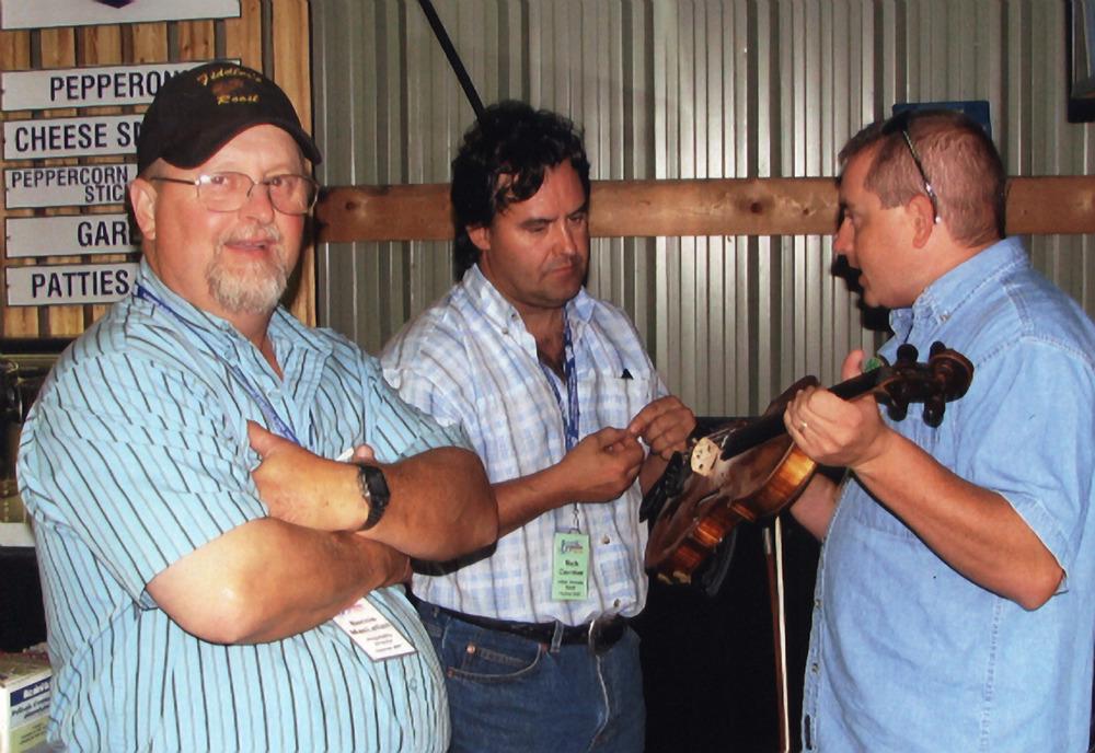 2007 - Three Fiddlers