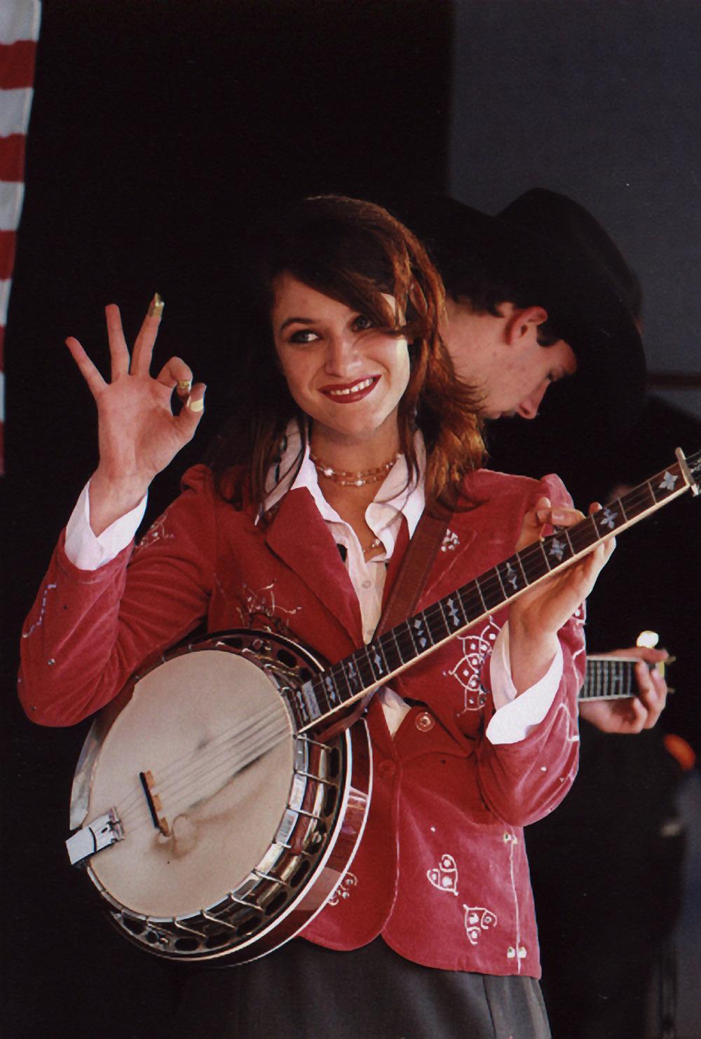 2007 - Cia Cherryholmes