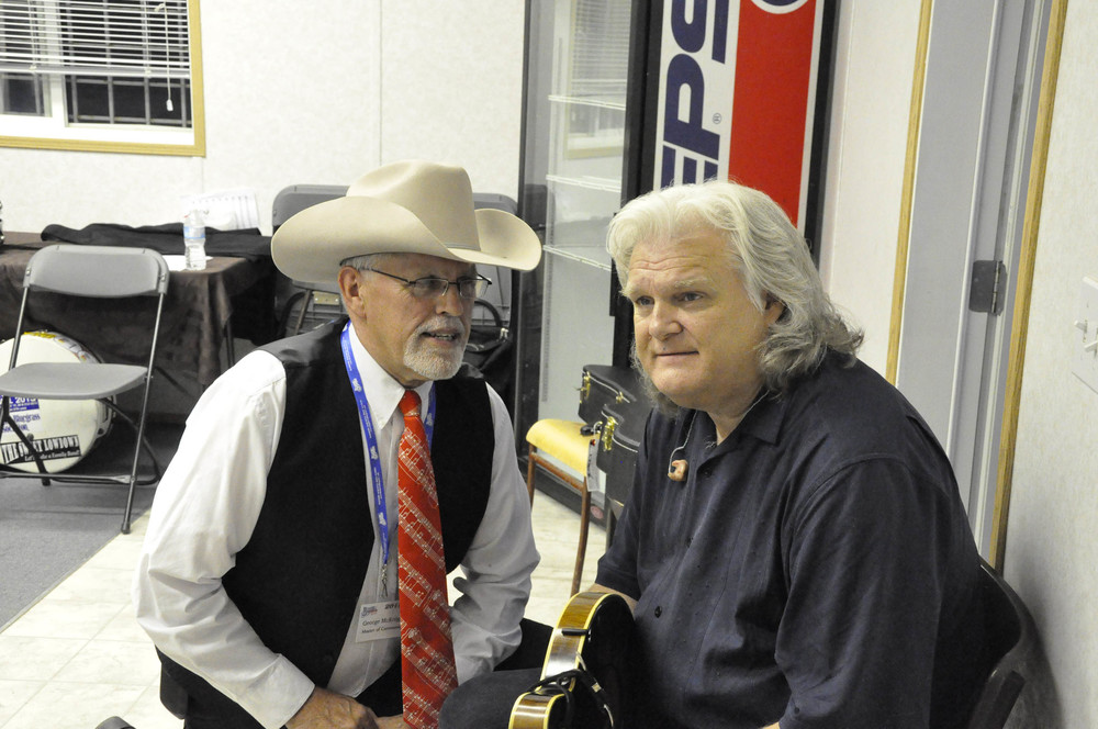 George McKnight & Ricky Skaggs