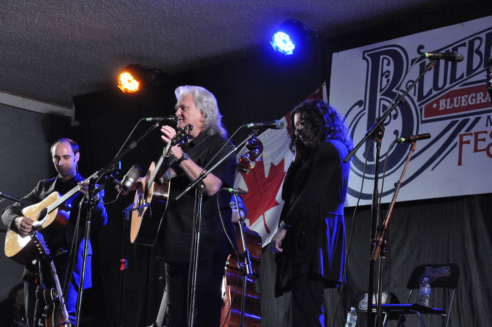 Ricky Skaggs & Kentucky Thunder with Sharon White