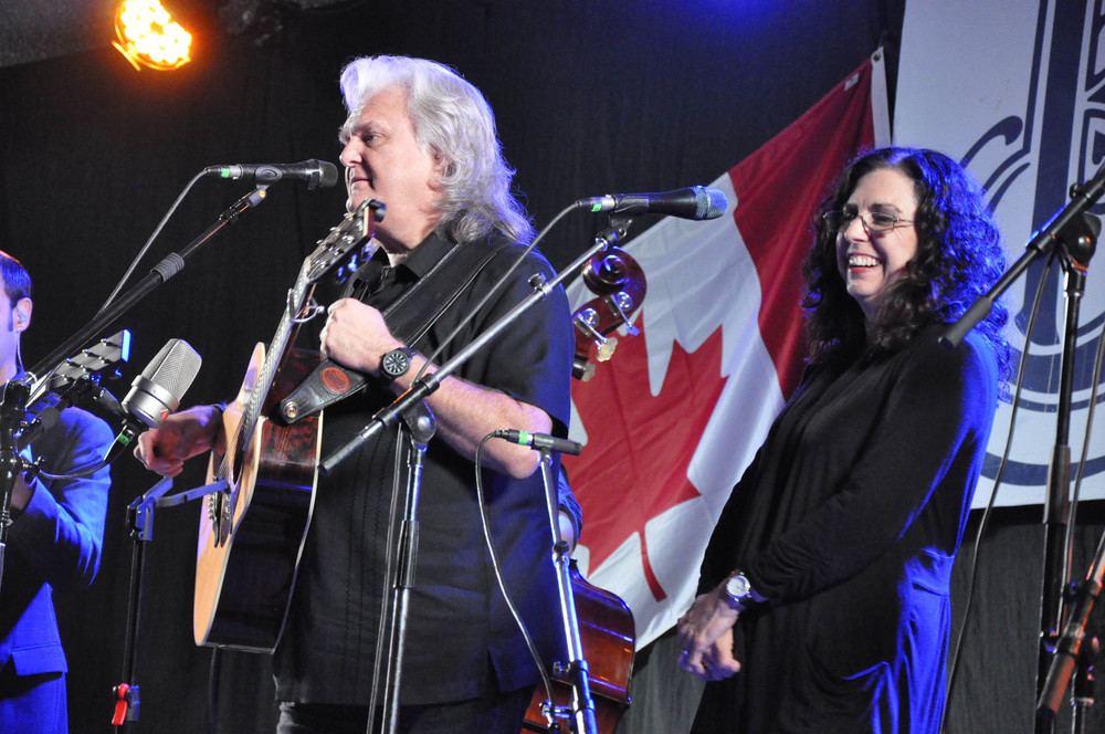 Ricky Skaggs & Sharon White