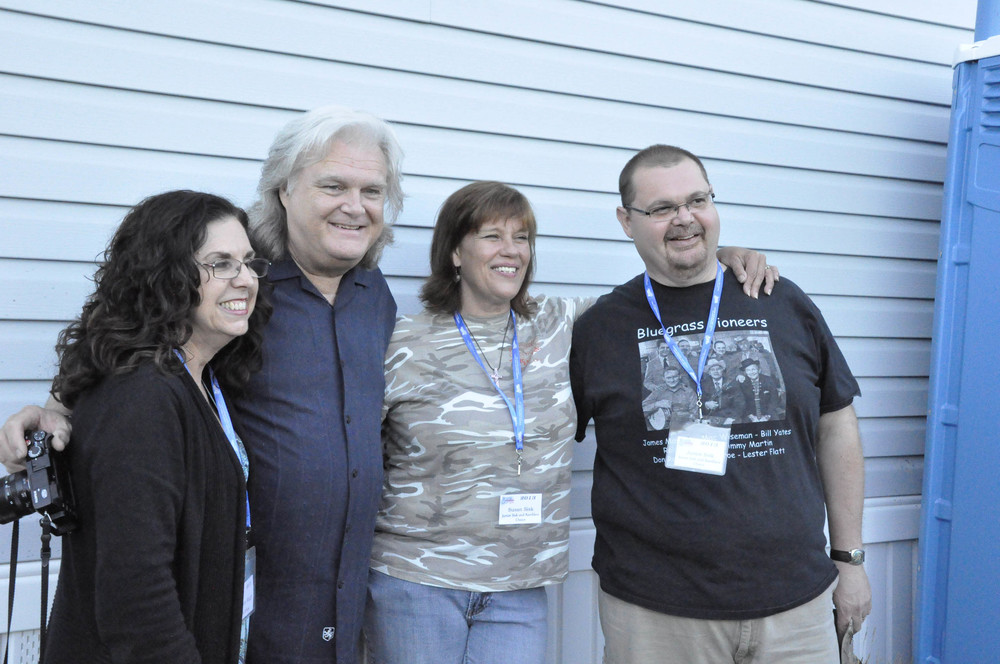 Sharon White, Ricky Skaggs, Susan & Junior Sisk