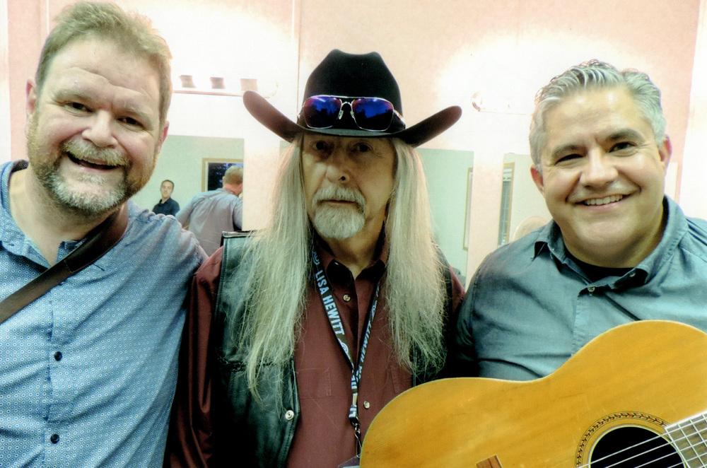 Don Rigsby, Norm Sliter (Blueberry President), & Kenny Smith