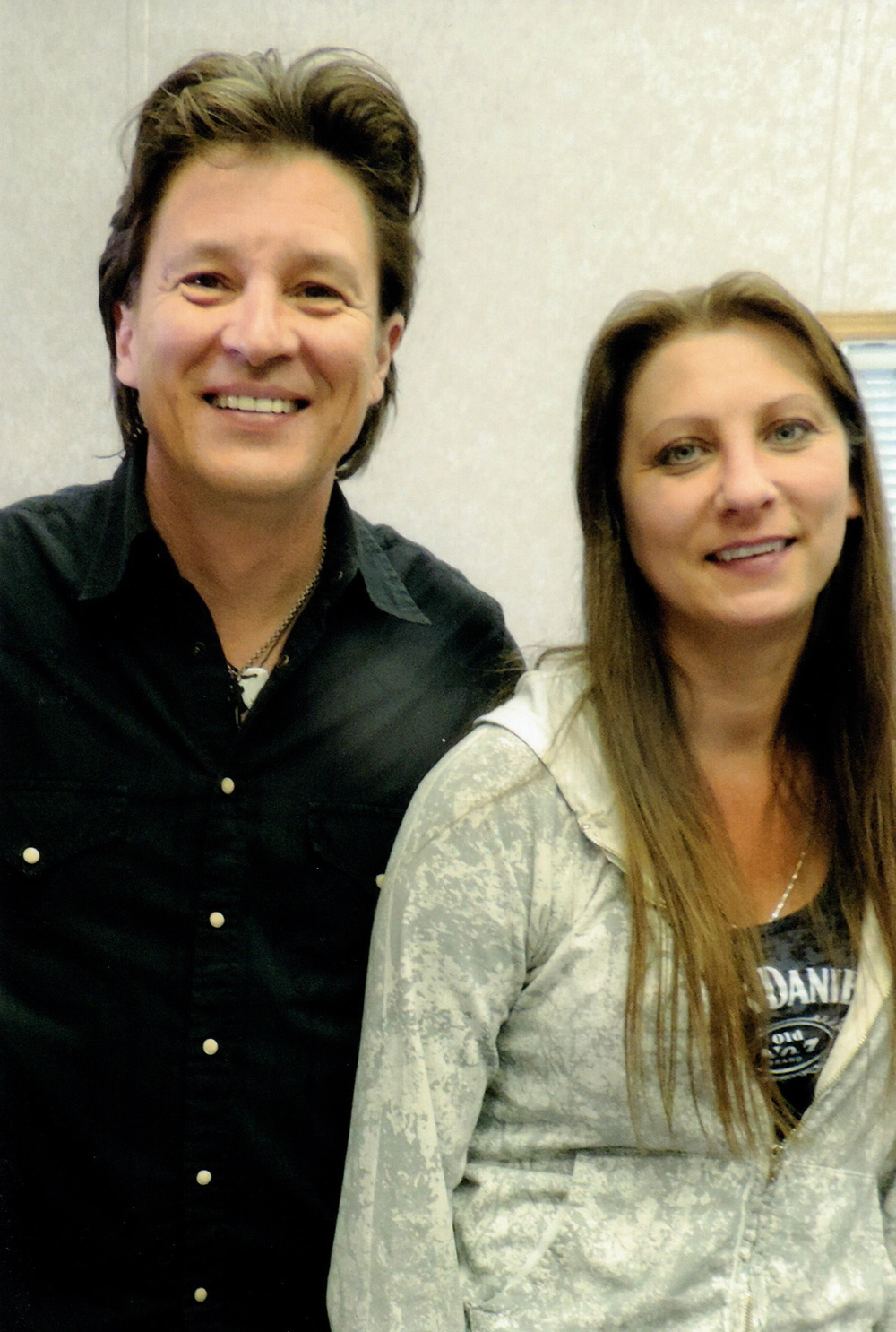 Ronnie Bowman & Cindy Lennon