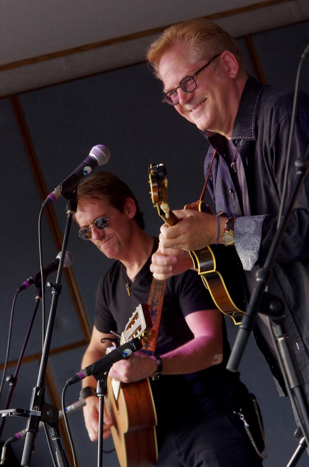 Brad Davis & John Jorgenson