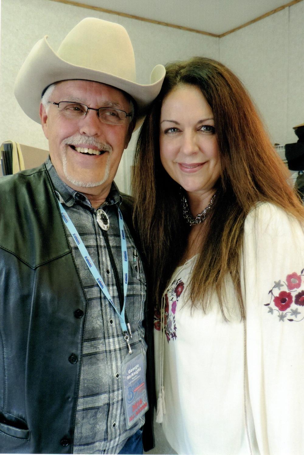 George McKnight & Donna Ulisse