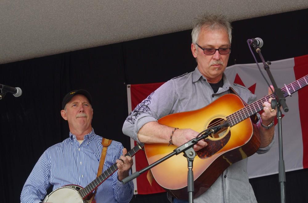 Greg Davis & Tony King