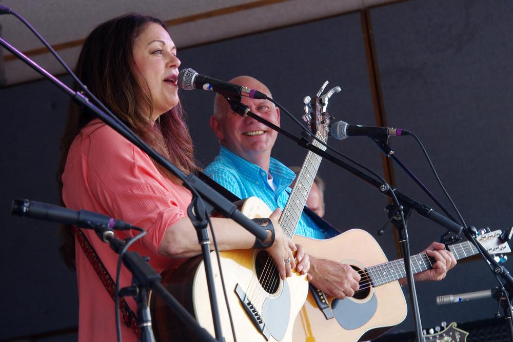 Donna Ulisse & Rick Stanley