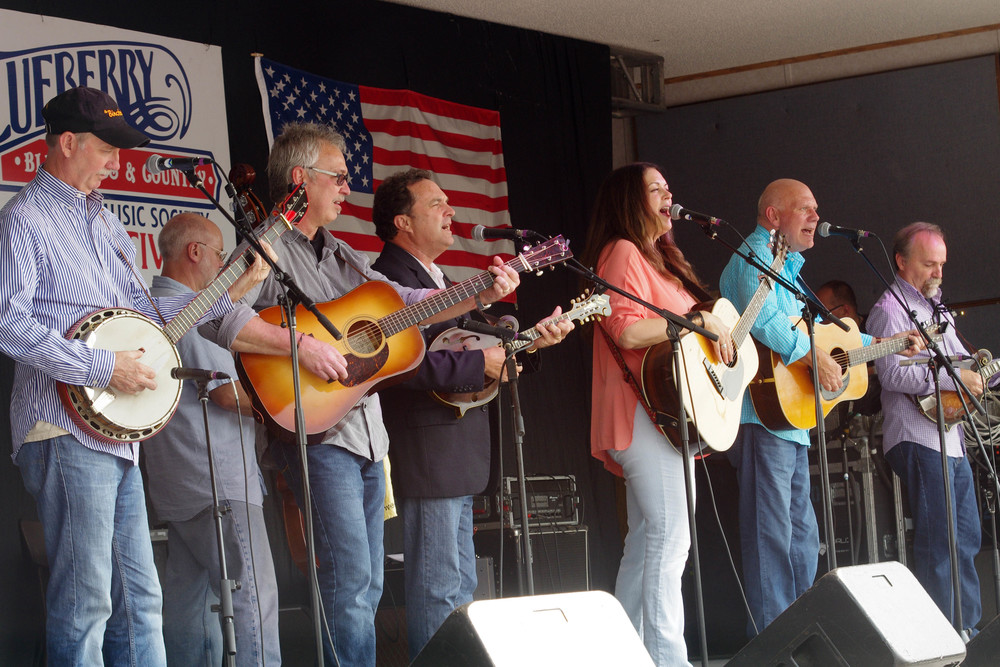 Donna Ulisse & The Poor Mountain Boys