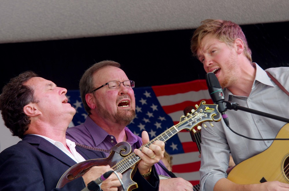 Larry Stephenson, Kenny Ingram & Colby Laney