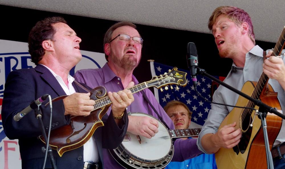 Larry Stephenson, Kenny Ingram, Matt Wright & Colby Laney