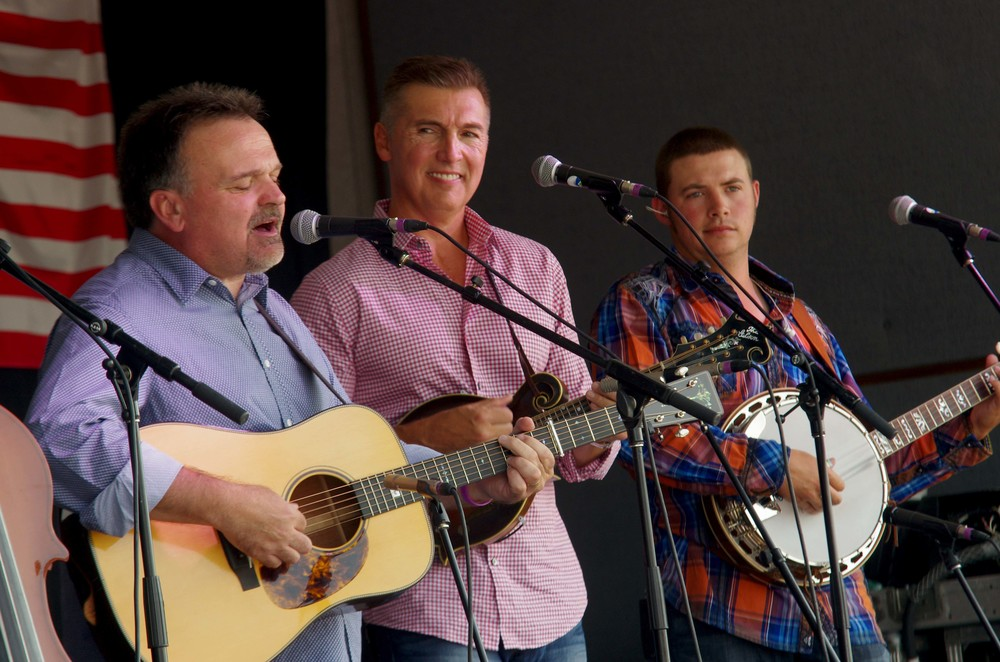 Steve Gulley, Alan Bibey & Justin Jenkins