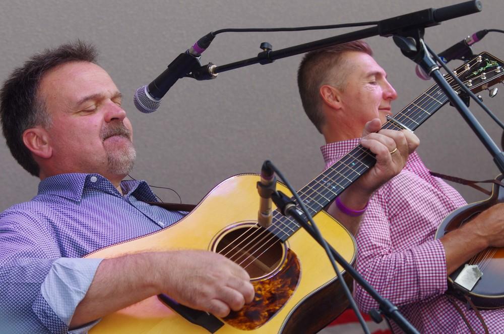 Steve Gulley & Alan Bibey