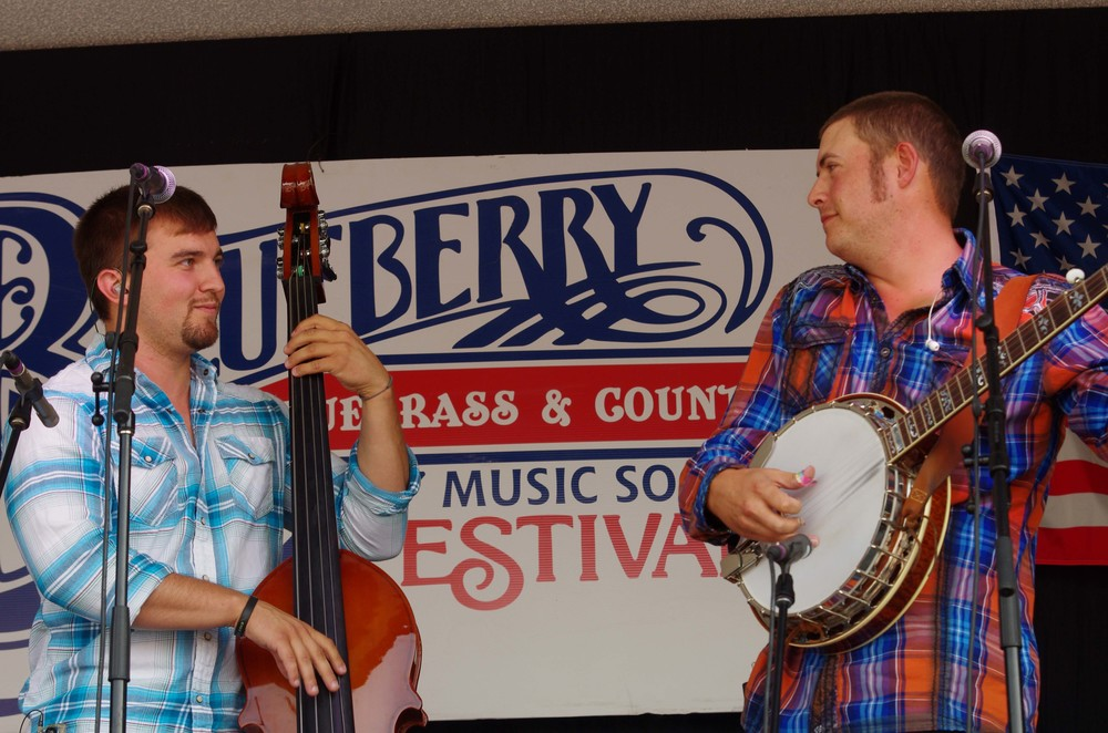 Kameron Keller & Justin Jenkins
