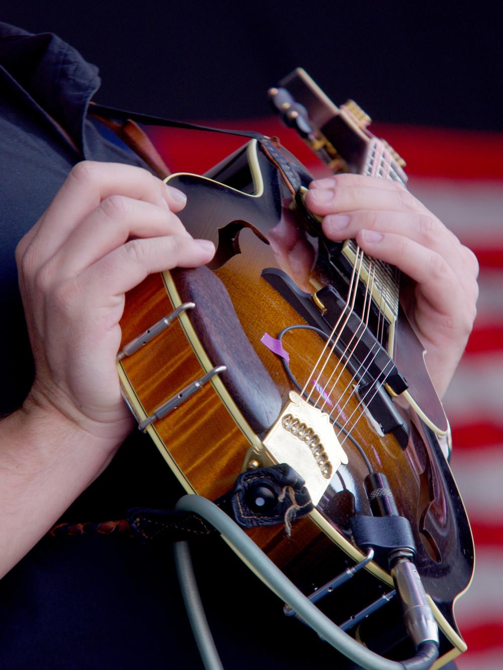 Austin Koerner's Mandolin