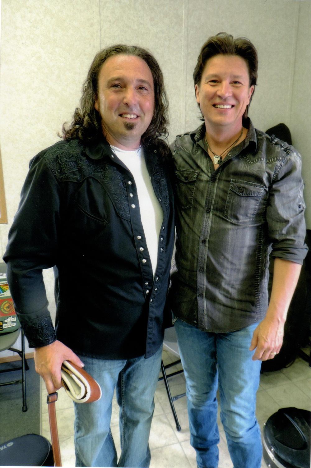 Jimmy Whiffen & Ronnie Bowman