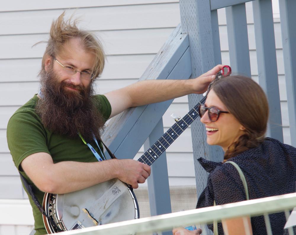 Sean Hillaby & Michelle Boudreau