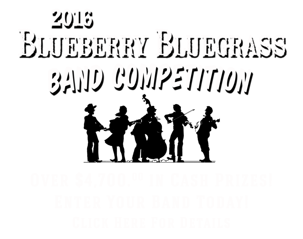 Blueberry Band Competition