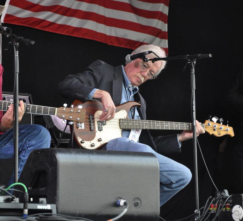 Steve Spurgin of Bluegrass Etc.