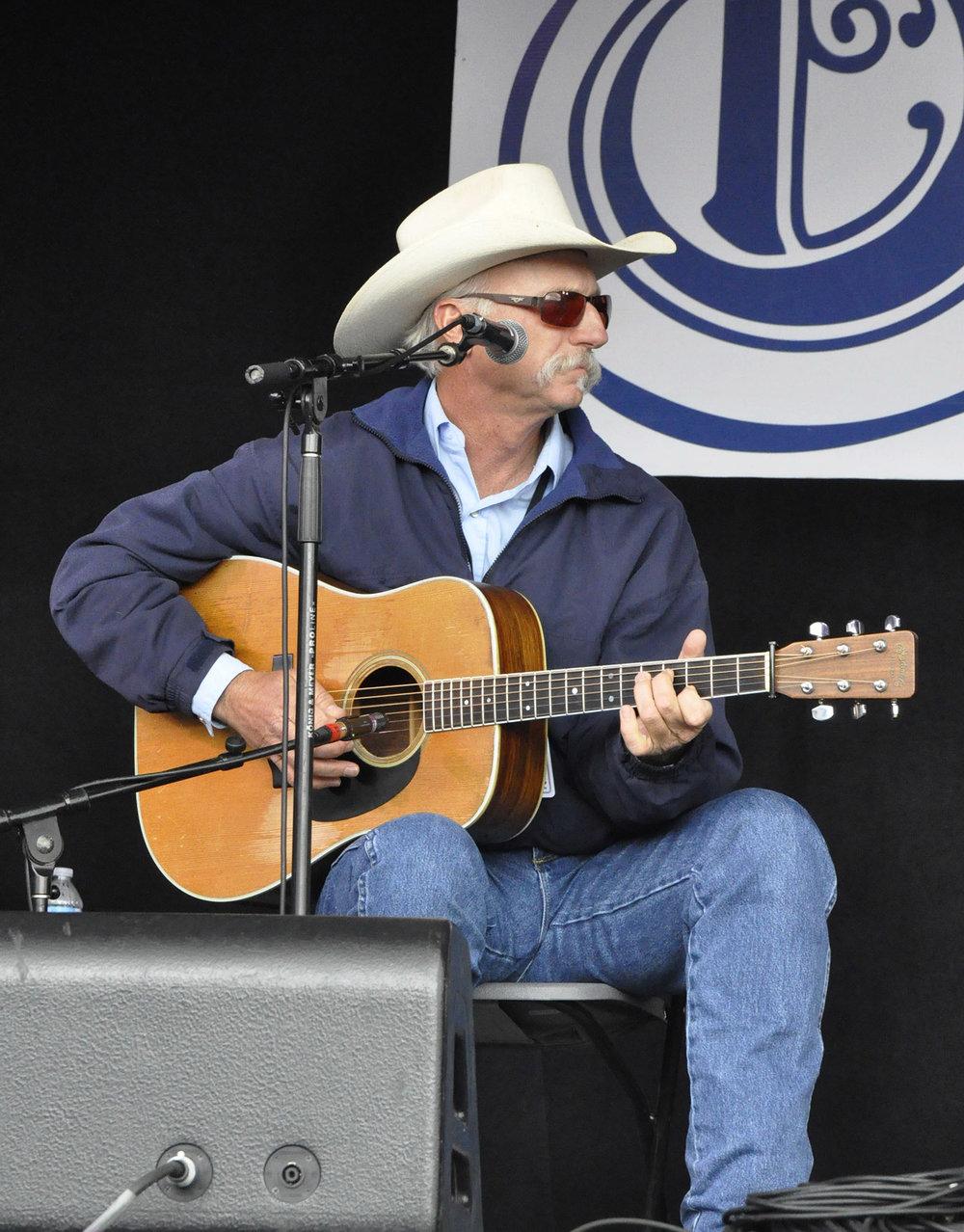 John Moore of Bluegrass Etc.