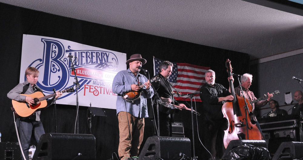 Frank Solivan & Dirty Kitchen with special guest Jerry Douglas