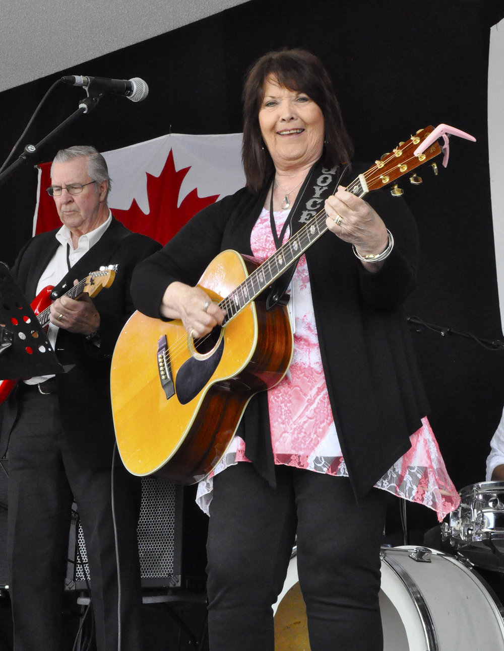 Joyce Smith of The Canadian Country Music Legends